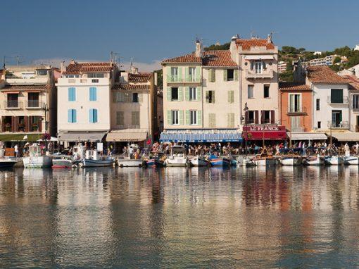 Marseille & Cassis